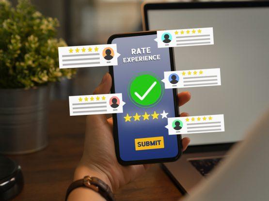 Client Ratings Reviews
